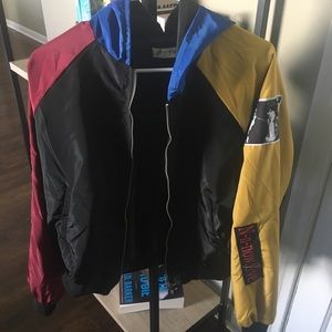 Jackets & Blazers - Bomber with hood